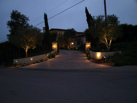 Agoura Landscape Lighting Fixtures