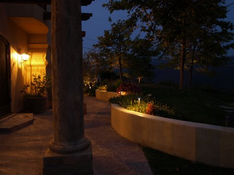 Agoura Landscape Lighting Outdoor Lighting